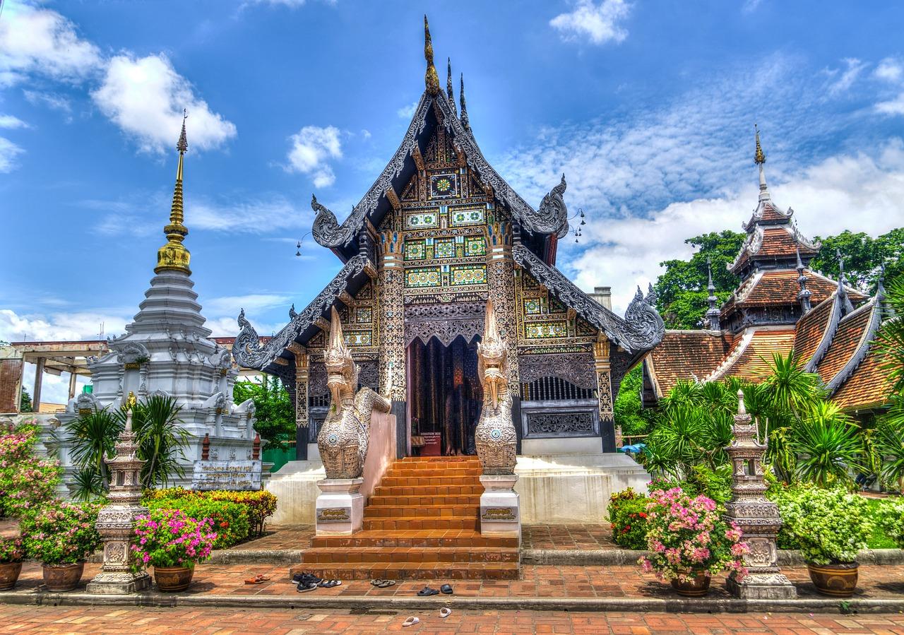Visiter la thailande.